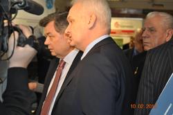 Заседание коллегии министерства строительства и ЖКХ Калужской области